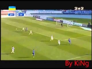 Динамо-Заря 1:0 Гол Кравця УПЛ