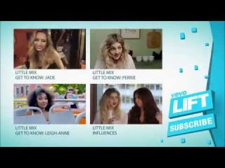 Little Mix - Get To Know: Jesy (VEVO LIFT)/русские субтитры