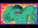 Avengers VS Magneto Avengers X Men Parody @Crunchlins