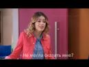 Виолетта видит поцелуй Франчески и Диего (3 сезон 45 серия) Часть 2