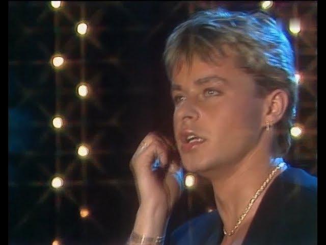 Den Harrow Don't Break My Heart WWF Club 1987