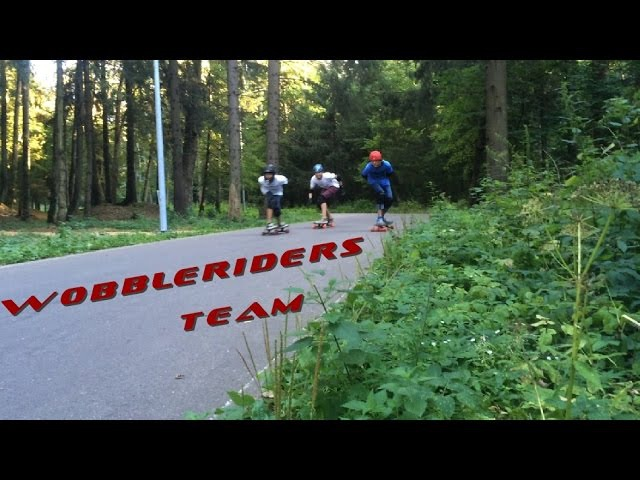 WobbleRiders Team FunRun