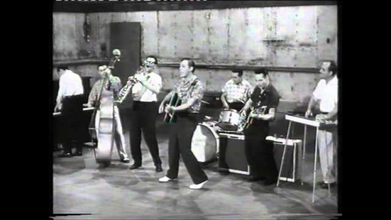 Bill Haley His Comets Hot Dog Buddy Buddy from Don't Knock The Rock HQ 1956