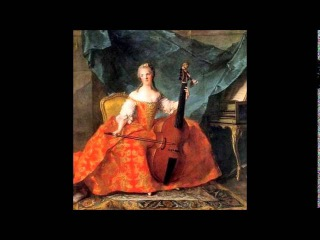 Antoine Jean Baptiste Forqueray Suites for Viola da Gamba and B.c. No.3 and No.5