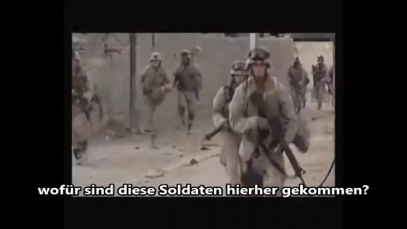 WIR HABEN GENUG - SCHLUSS MIT KRIEGSHETZE (Anti-Kriegs Musikvideo)