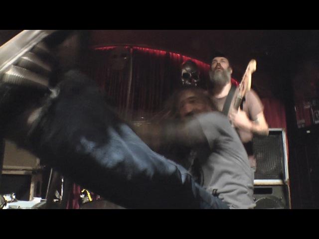 Weedeater - 'Hammerhandle' - live from Kung Fu Necktie in Philadelphia - 2014