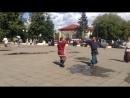 Алёша Глинков Бой с топором копьем 1 08 15