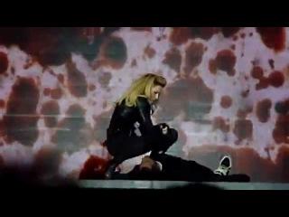 Madonna - Gang Bang - Improvisation - MDNA Tour (Live - The NIA, Birmingham, UK, 2012)
