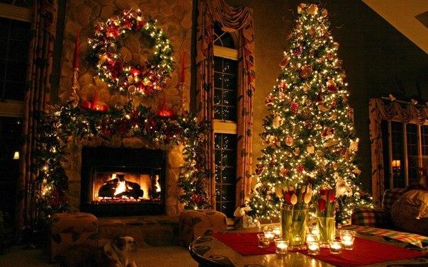 Рождественские Обои На Рабочий Стол Бесплатно