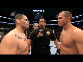 Кейн Веласкес vs Джуниор Дос Сантос (..Трилогия..) HD720