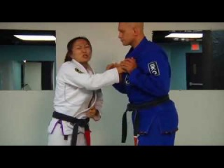 Jiu-Jitsu: How To Defeat The Bigger Stronger 1 - Drills, Gi and No-Gi Gripfighting