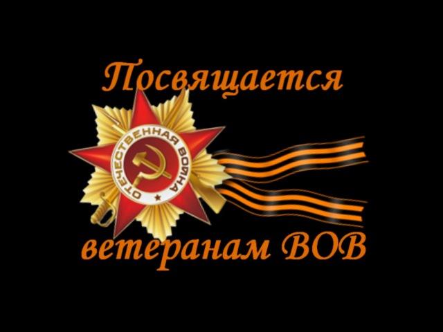 День Победы Посвящается ветеранам ВОВ Спаси и сохрани 9 мая 2014 год
