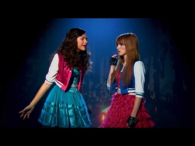 [HD] Shake It Up Made In Japan Dance - Bella & Zendaya