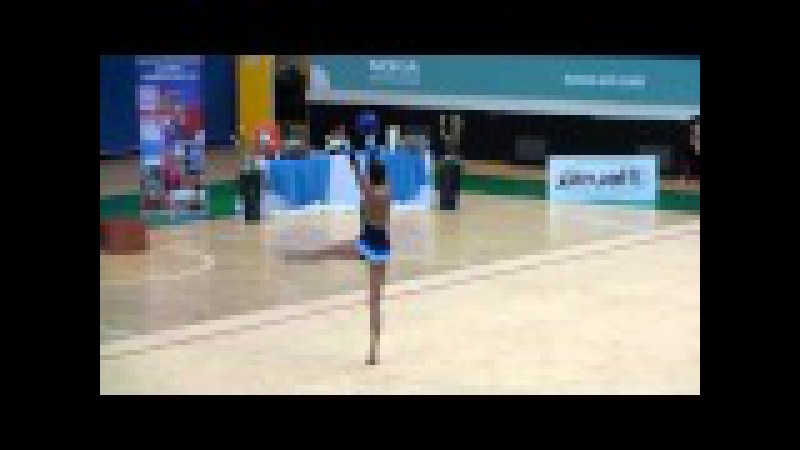 Alina Zareinik SVS Open 2012 ball RUS