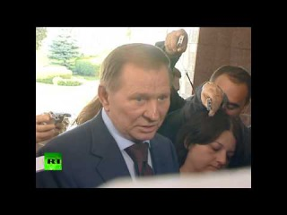 Леонид Кучма: Необходимо укрепить веру, что боевые действия прекратятся