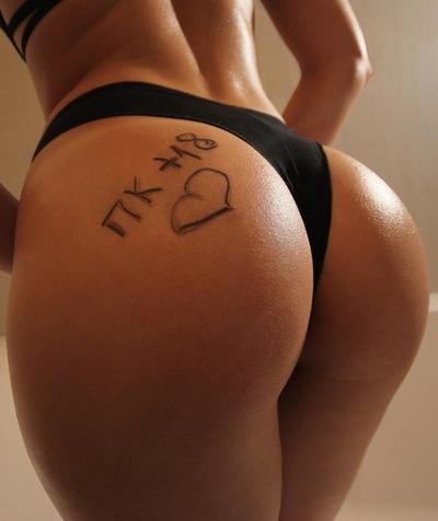 Фото красноярских голых телок — 7
