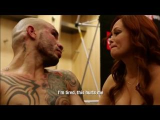 After a fight (бокс. после боя)