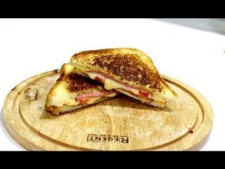 Сэндвич с горячим сыром