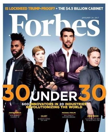 Forbes USA - January 24 2017