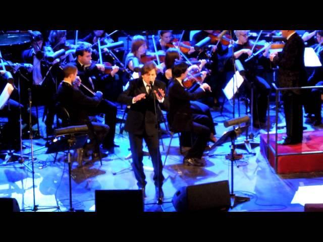 Живой концерт Би 2 с симфоническим оркестром её глаза