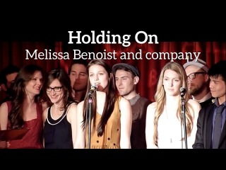 "Melissa Benoist (Supergirl) | ""Holding On"" | Kerrigan-Lowdermilk"