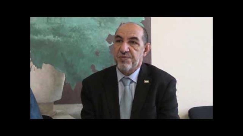 Интервью Доктор Мухаммед Фадель Али Салем Фронт Полисарио Сахарская Республика