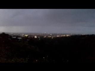 Аделаида ночью