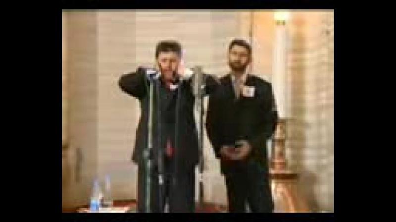 Mehmet Erarabacı _ İsa Aydın - Çift Ezan (Ezan Yarışması Türkiye Finali)