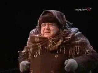 Белая гвардия Дни Турбиных  МХТ им  Чехова 2005, реж  Сергей Женовач