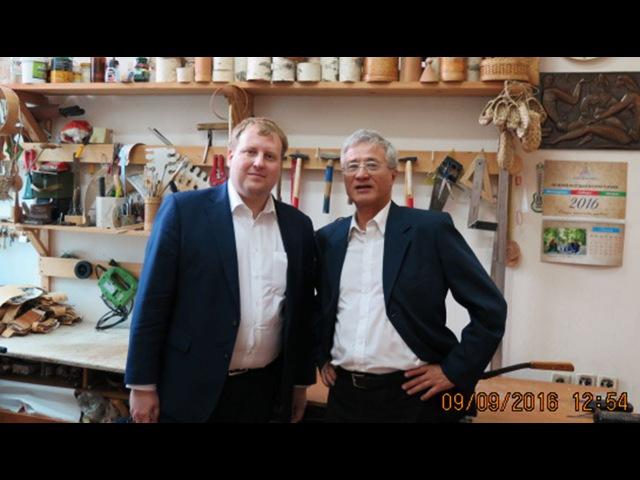 Бизнес, кризис, перспективы. Александр Логинов на мастер-классе в Барнауле.