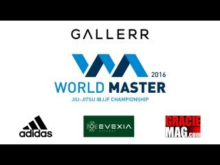 Olympic silver medal Travis Stevens seminar at World Master BJJ 2016