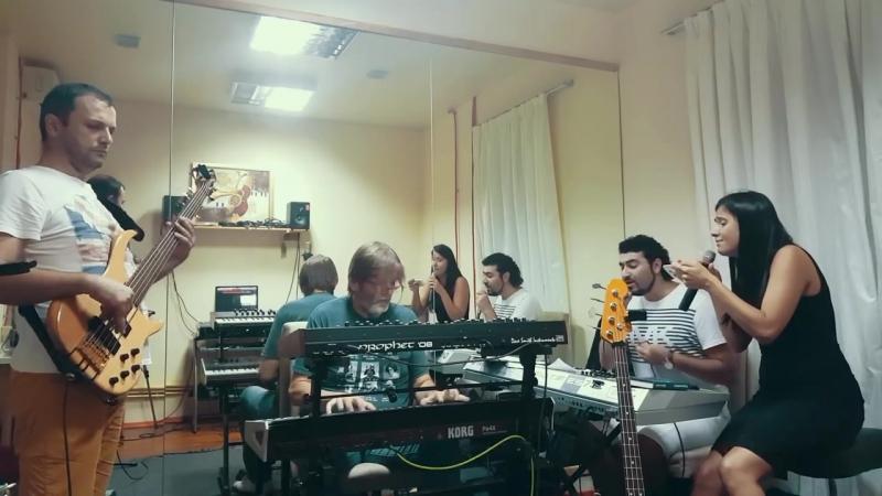 Репетиции SochiBand Imgere rame