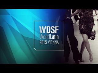 Casula - Marras, ITA | 2015 World Latin R2 S | DanceSport Total