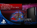 Обновляем прошивку PS3 до Rebug 4.70.1 REX Cobra 7.10