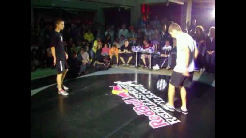 Fx vs Rocco RBSS 09 Hungary Semifinal