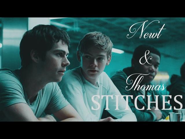 Newt Thomas Stitches