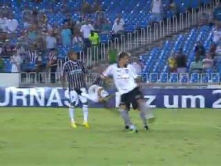 Golaço de Fred do Fluminense contra Botafogo