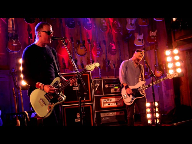 Alkaline Trio I Wanna Be a Warhol Guitar Center Sessions on DIRECTV