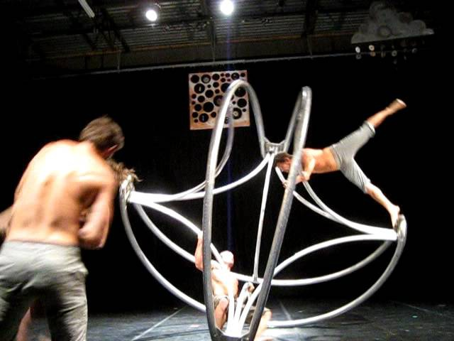Zig Roll ReCircle Collective- Diavolo Theatre, Los Angeles