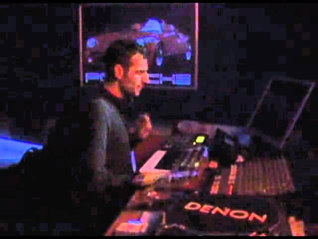 Mark Hawkins @ Techno City 2 - Garage Club Taganrog, Russia 15.12.2006