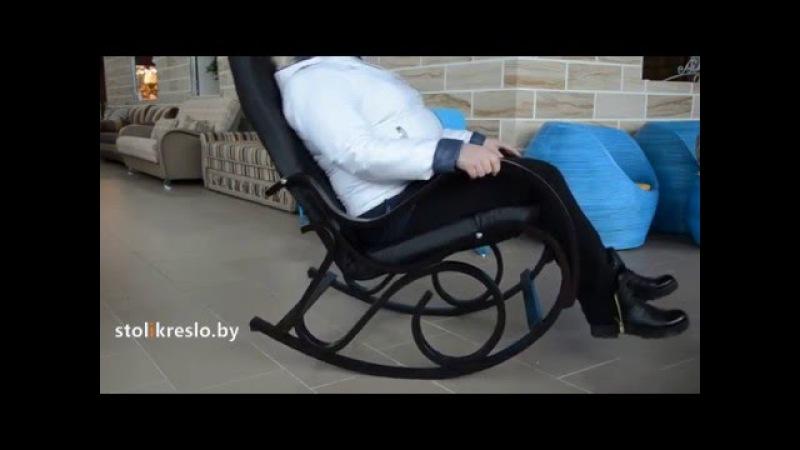 Видео обзор кресла-качалки Calviano m750