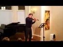 Kristof Barati - Eugene Ysaye - Sonata voor Viool solo opus 27
