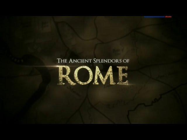Блеск и слава Древнего Рима 1 серия Колизей политическая арена императоров