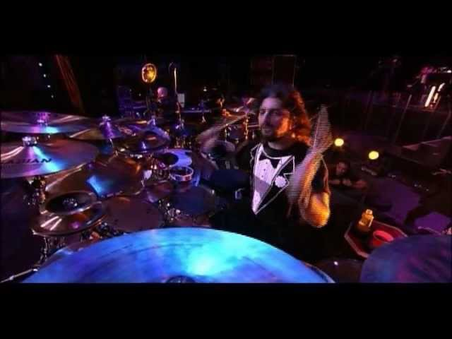 Mike Portnoy - Octavarium - DrumCam