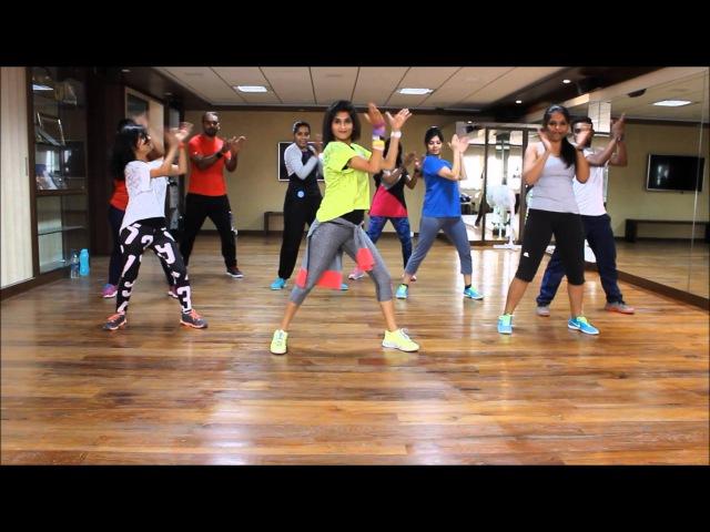 Zumba Warm up on Sean Paul She Doesn't Mind Remix by Vijaya