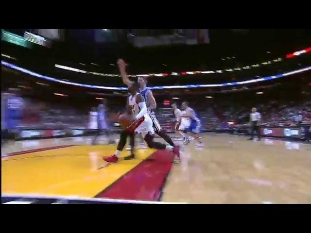 Dwyane Wade Reaches 19,000 | 76ers vs Heat | 11.21.2015