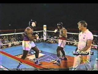 Майк Тайсон в любительском боксе. Mike Tyson vs Henry Tillman. 1984г.