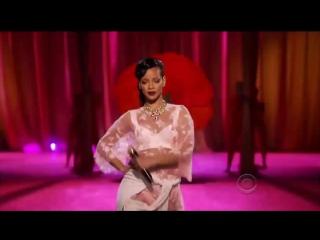 Rihanna on victoria's secret