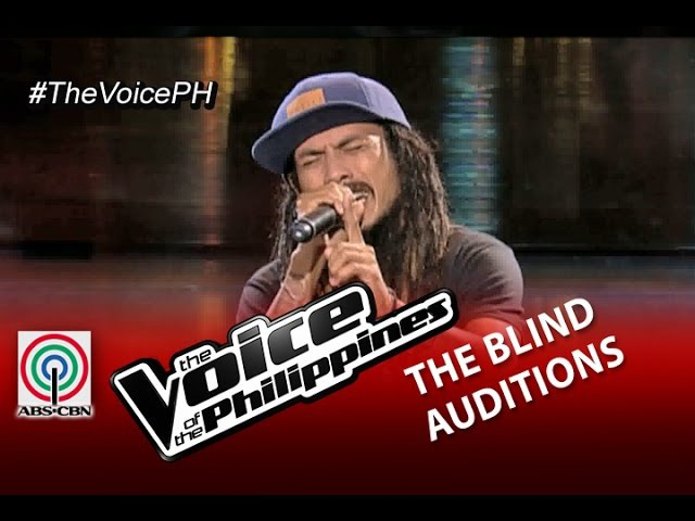The Voice of the Philippines Blind Audition One Day by Kokoi Baldo Season 2