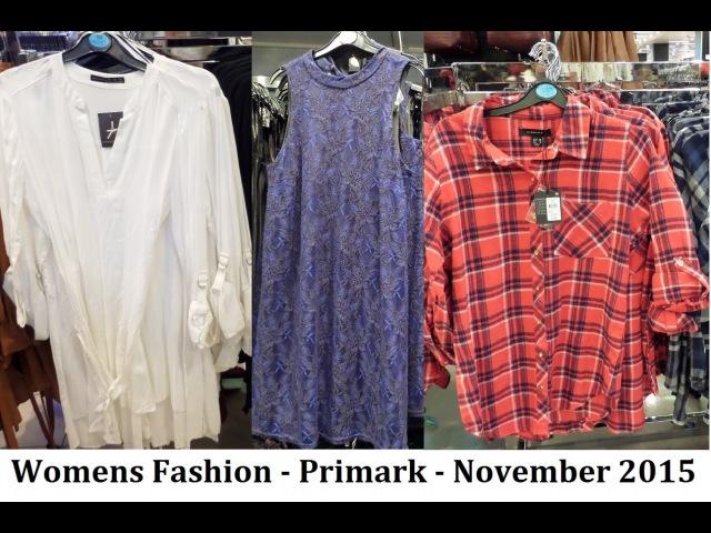 New Womens Fashion at Primark   November 2015   IlovePrimark